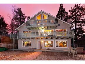 Property for sale at 133 Lagunita Lane, Big Bear Lake,  CA 92315