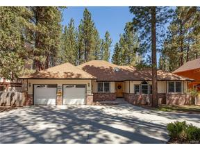 Property for sale at 42098 Evergreen Drive, Big Bear Lake,  CA 92315