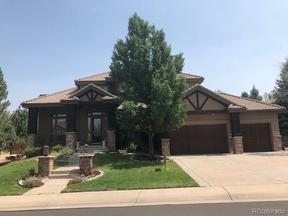 Property for sale at 9159 East Lost Hill Drive, Lone Tree,  Colorado 80124
