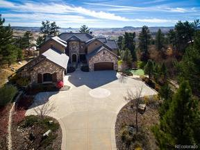 Property for sale at 651 Ruby Trust Drive, Castle Rock,  Colorado 80108