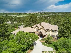 Property for sale at 1076 Country Club Estates Drive, Castle Rock,  Colorado 80108
