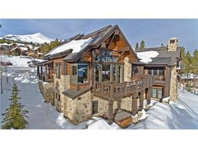 Property for sale at 449 Timber Trail ROAD, Breckenridge,  CO 80424