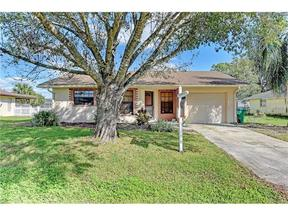 Property for sale at 1210 Talbot Street, Port Charlotte,  FL 33952