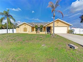 Property for sale at 873 Forest Hill Lane Nw, Port Charlotte,  Florida 33948
