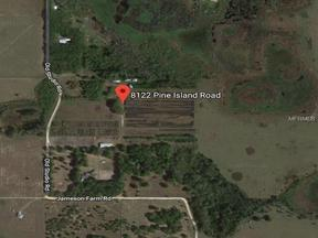 Property for sale at 8122 Pine Island Road, Clermont,  Florida 34711