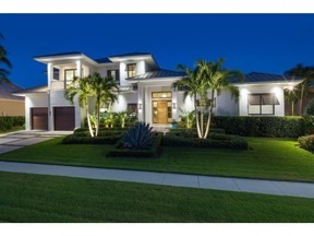 Waterfront Direct Access Home   Luxury Home & Condo | Marco Island