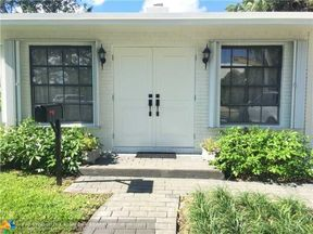 Property for sale at 1207 Cordova Rd, Fort Lauderdale,  FL 33316