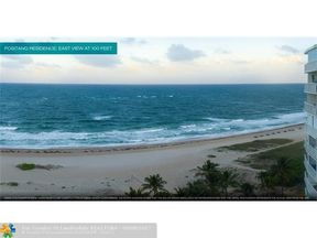 Property for sale at 730 N Ocean Blvd Unit: 1205, Pompano Beach,  Florida 33062