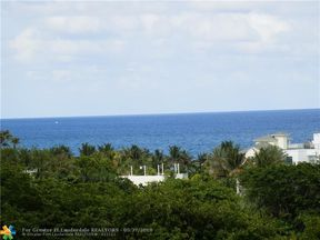 Property for sale at 3015 N Ocean Blvd Unit: 7B, Fort Lauderdale,  FL 33308