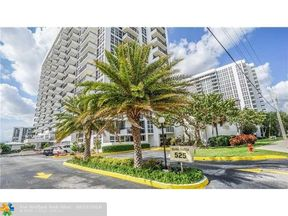 Property for sale at 525 N Ocean Blvd Unit: 618, Pompano Beach,  Florida 33062