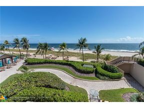 Property for sale at 4900 N Ocean Blvd Unit: 408, Lauderdale By The Sea,  Florida 33308