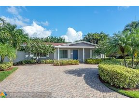 Property for sale at 1511 NE 59 Ct, Fort Lauderdale,  Florida 33334