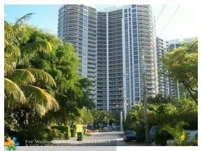 Property for sale at 3200 N Ocean Bl Unit: 807, Fort Lauderdale,  Florida 33308