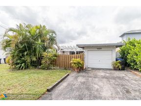 Property for sale at 1459 SW 18th Ter, Fort Lauderdale,  Florida 33312