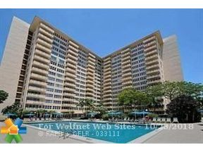 Property for sale at 3333 NE 34th St Unit: 1518, Fort Lauderdale,  Florida 33308