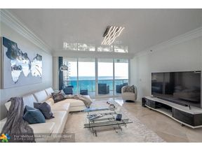 Property for sale at 3100 N Ocean Bl Unit: D-1402, Fort Lauderdale,  Florida 33308