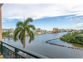 Property for sale at 2880 NE 14th Street Cswy Unit: 405, Pompano Beach,  Florida 33062