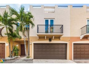 Property for sale at 607 NE 11Th Ave, Fort Lauderdale,  Florida 33304