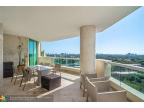 Property for sale at 411 N New River Dr E Unit: 1506, Fort Lauderdale,  Florida 33301