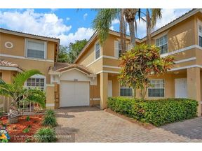 Property for sale at 2809 NW 99th Ter Unit: 2809, Sunrise,  Florida 33322