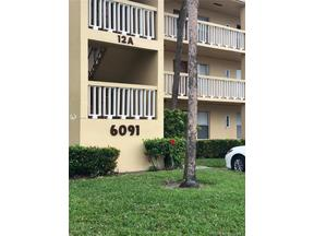 Property for sale at 6091 NW 61st Ave Unit: 303, Tamarac,  Florida 33319
