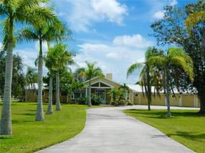Property for sale at 2664 SW Horseshoe Trail, Palm City,  FL 34990