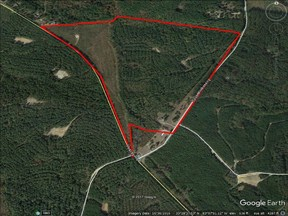 Property for sale at 101.42 ac VEAZEY ROAD, Greensboro,  GA 30642