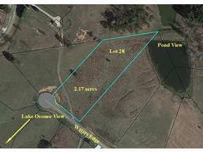 Property for sale at Lot 28 WATERS EDGE, White Plains,  GA 30678