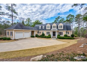 Property for sale at 1271 LINGER LONGER DRIVE, Greensboro,  GA 30642
