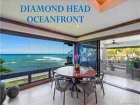 Property for sale at 3165 Diamond Head Road Unit: 4, Honolulu,  HI 96815