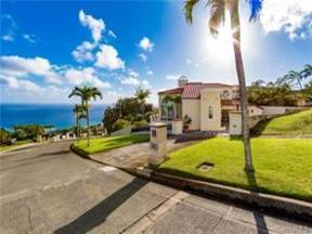 Property for sale at 96 Moaniala Place, Honolulu,  HI 96821