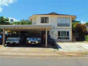 Property for sale at 94-027 Poailani Circle, Waipahu,  HI 96797