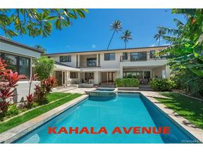 Property for sale at 4714 Kahala Avenue, Honolulu,  HI 96816