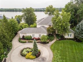 Property for sale at 339 Breakwater Drive, Fishers,  Indiana 46037