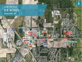 Property for sale at 7250 West Oak Street, Zionsville,  Indiana 46077