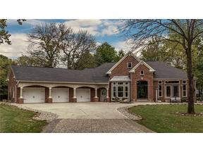 Property for sale at 599 South 900 E, Zionsville,  Indiana 46077