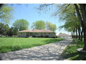 Property for sale at 7609 West 600 N, Mccordsville,  Indiana 46055