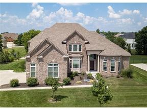 Property for sale at 14374 Brooks Edge Lane, Fishers,  Indiana 46040