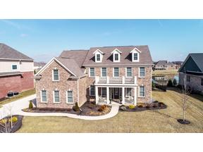 Property for sale at 14404 Gainesway Circle, Fishers,  Indiana 46040
