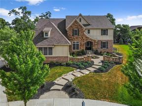 Property for sale at 14563 Allen Pass Court, Carmel,  Indiana 46033