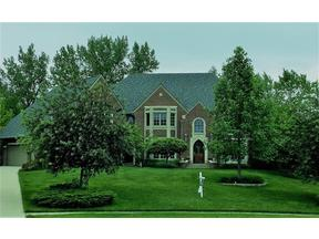 Property for sale at 13855 Coldwater Drive, Carmel,  Indiana 46032