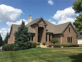 Property for sale at 13920 Waterway Boulevard, Fishers,  Indiana 46040