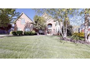Property for sale at 11802 Hanley Drive, Fishers,  Indiana 46037