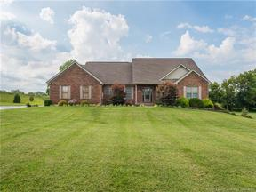 Property for sale at 3776 Kayla Court NE, Corydon,  IN 47112