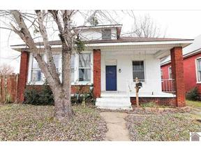 Property for sale at 1227 Monroe Street, Paducah,  KY 42001