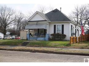 Property for sale at 1902 Harrison, Paducah,  KY 42001