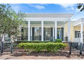 Property for sale at 1133 Eighth Street, New Orleans,  LA 70115