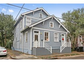 Property for sale at 1331 Sixth Street Unit: 1331, New Orleans,  LA 70115