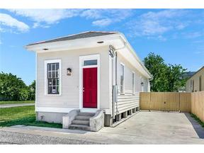 Property for sale at 1339 FELICIANA Street, New Orleans,  LA 70117