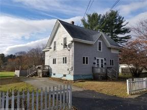 Property for sale at 11 Somerset ST, Old Town,  ME 04468